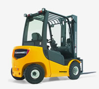 柴油/液化石油氣配衡式堆高機  DFG_425